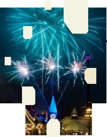 Nytår Tivoli
